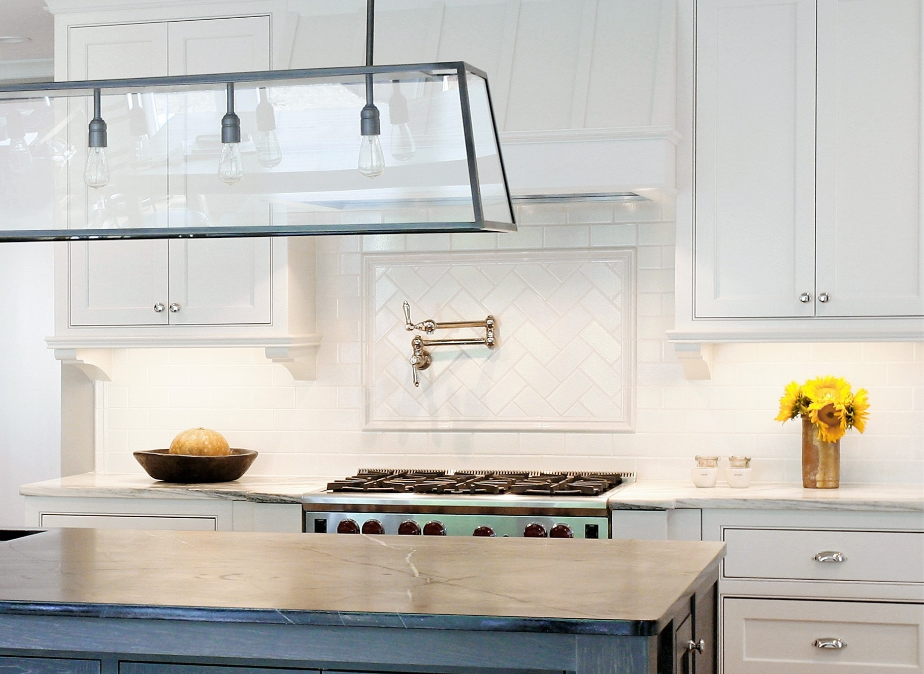 HAMPTON WHITE KITCHEN